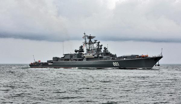 Цель совместных учений России и НАТО – борьба с пиратством